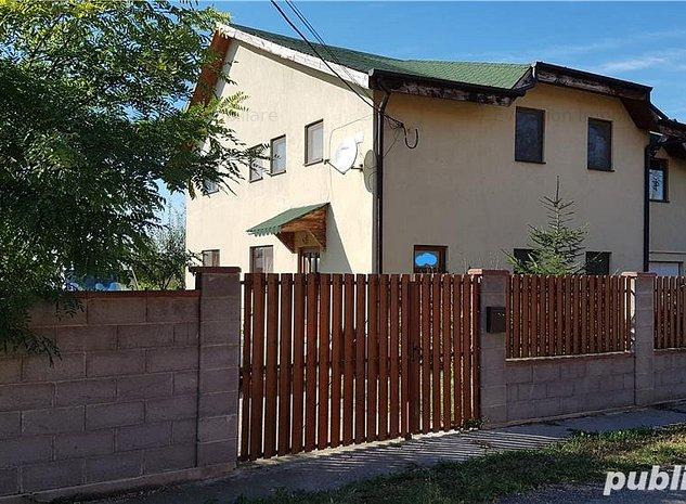 Sacalaz - 5 camere - structura lemn - 80000 euro - imaginea 1