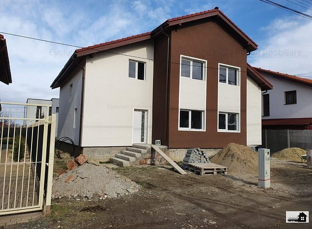 Mosnita Noua-1/2 duplex- 4 camere- locatie buna- 99000E - imaginea 1
