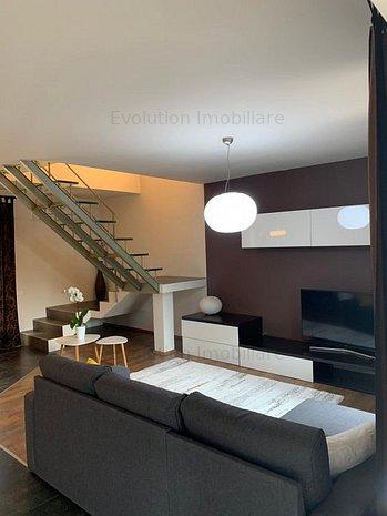 Buziasului - casa lux - 230mp - mobilata - utilata- 750 Euro - imaginea 1