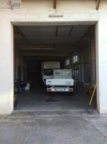Complex - hala 180 mp - curte interioara 900 mp - 1500 euro - imaginea 1