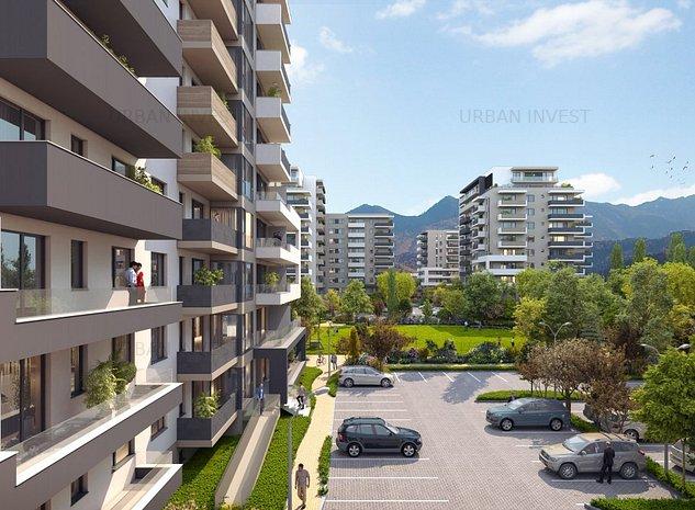 Garsoniera - Urban Plaza - imaginea 1