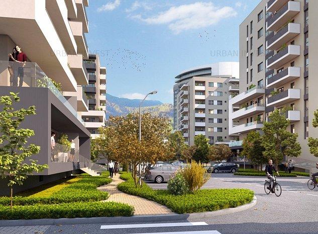 Apartament 2 camere - Urban Plaza - imaginea 1