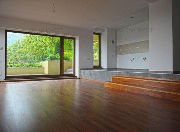 Apartament premium de inchiriat - Bellevue Residence - imaginea 1