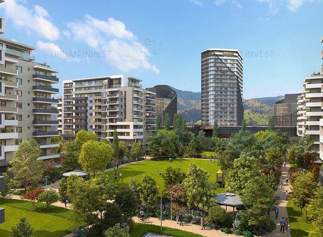 Apartament 3 camere - Urban Plaza - imaginea 1
