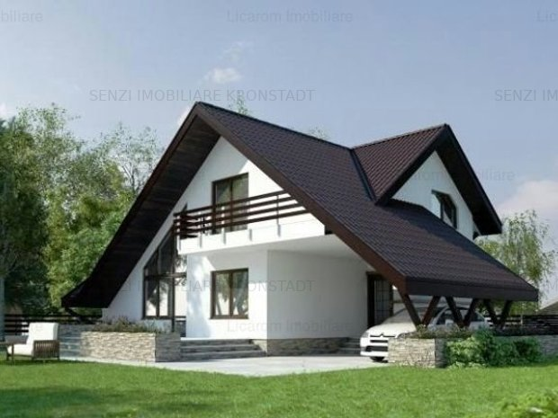 casa individuala concept modern stupini x8b101009