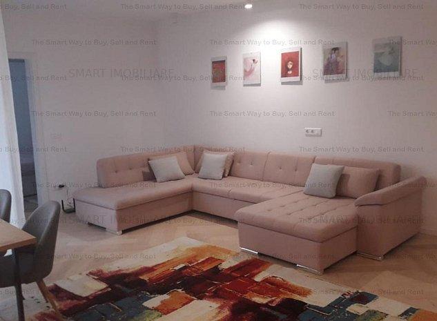 Apartament 2 camere lux in Centru - imaginea 1