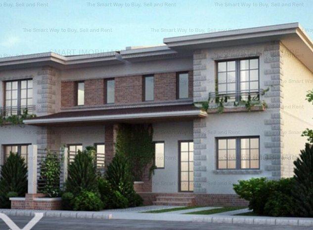 Casa noua 150 mp utili Grigorescu - imaginea 1