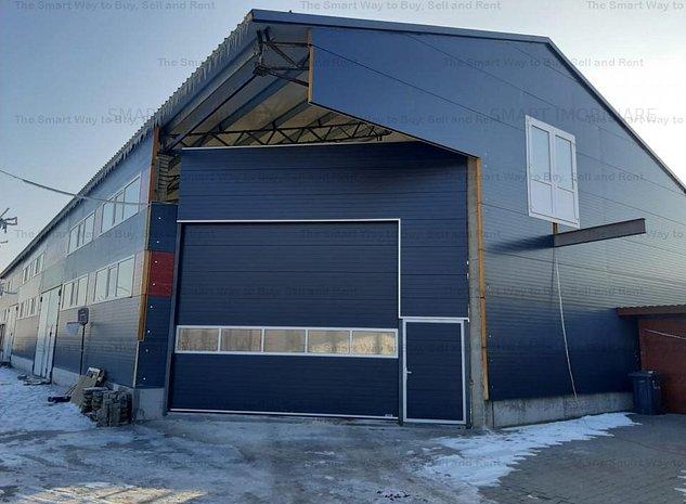 Hala industriala noua in Iris - imaginea 1