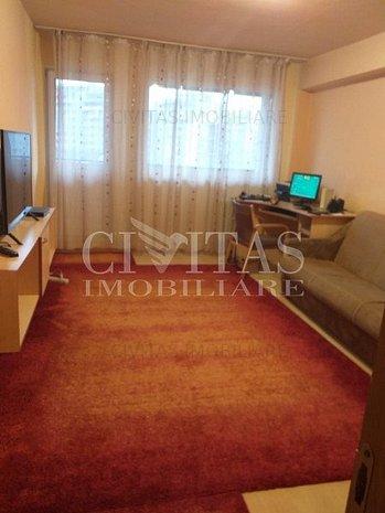 Apartament 3 camere, 2 bai, 2 balcoane, zona OMV Marasti CENTRAL - imaginea 1