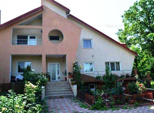 Vânzare Vila 6 camere Bucium, Iași - imaginea 1