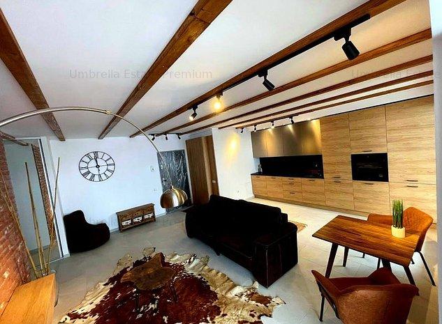 Apartament lux 2 camere - imaginea 1