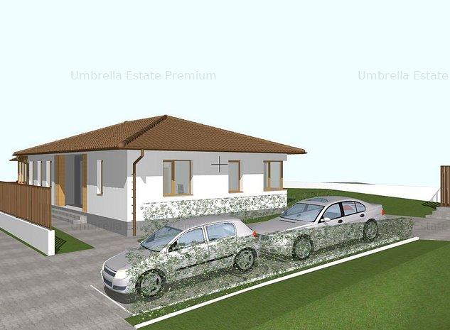 Casa noua in Corusu - imaginea 1