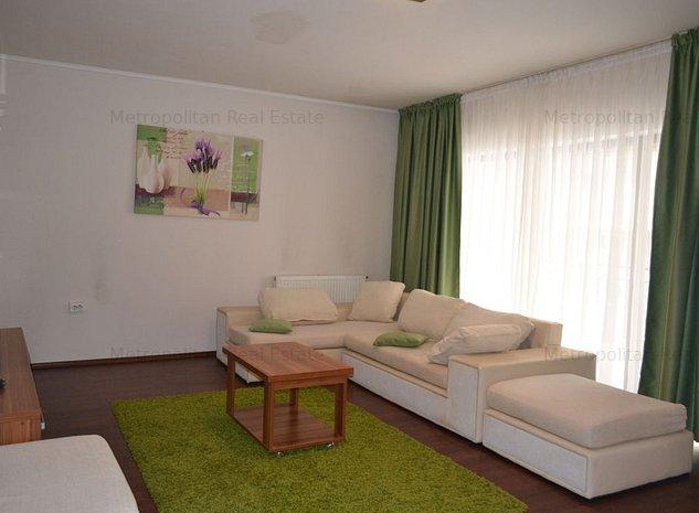 Apartament deosebit 2 camere de inchiriat in zona Andrei Muresanu - imaginea 1