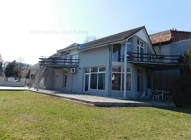 [ Exclusiv ] Casa cu 700 mp teren, Gheorgheni, front 16 m - imaginea 1