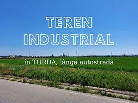 Teren constructii de vânzare, în Turda, zona Exterior Sud