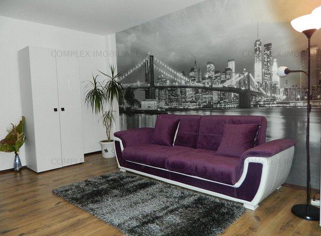 Unirii Splai-Confort City,Apartament de lux cu centrala proprie - imaginea 1