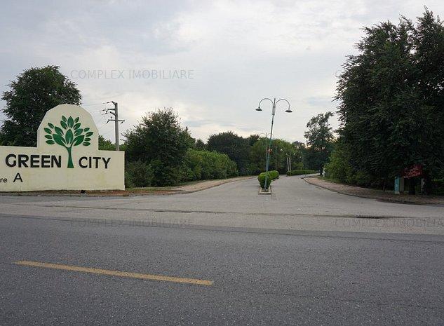 Green City | 1 Decembrie | Vila tip Tamisa la cheie - imaginea 1