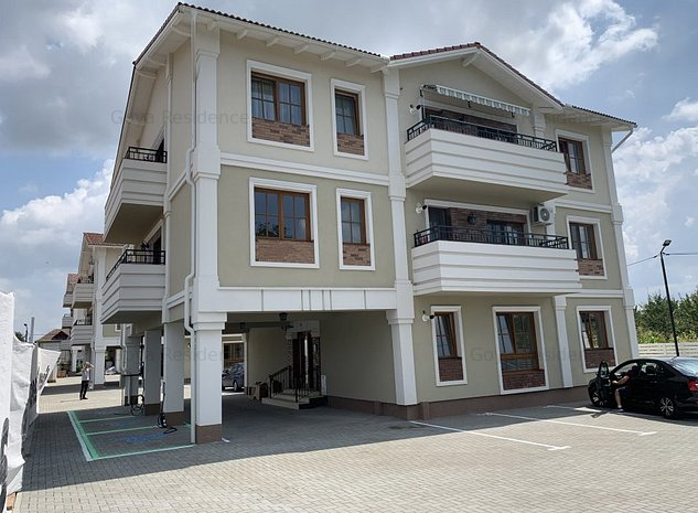 Apartamente GOYA 2 camere cu balcon, loc de joaca,1 loc parcare inclus in pret . - imaginea 1