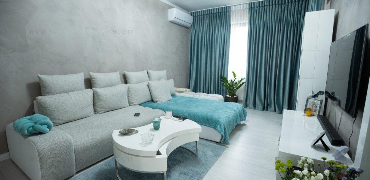 2 camere spatios,luminat,bucatarie inchisa,balcon,loc de dressing pe hol,lift - imaginea 2