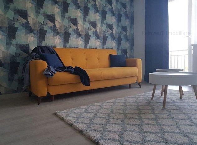 Apartament 1 camera Calea Turzii cu loc de parcare - imaginea 1