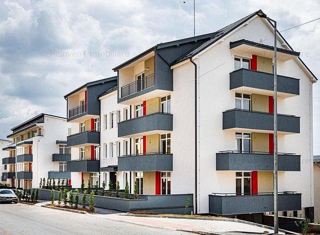 Proiect nou in Baciu, apartamente cu 2 si 3 camere - imaginea 1