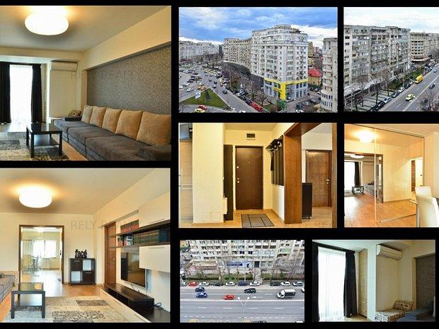 Apartament 4 camere Piata Alba Iulia, mobilat, utilat, premium, comision 0% - imaginea 1
