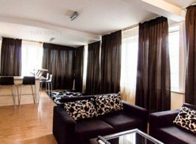 Inchiriere apartament lux, zona Primaverii, tip duplex - imaginea 1