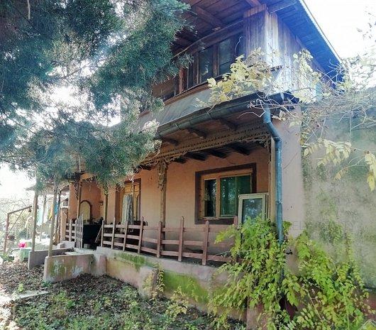 Vanzare casa Calugareni, central, rau, teren 1.427 mp - imaginea 1