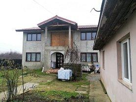 Casa de vânzare 6 camere, în Ungureni (Butimanu)