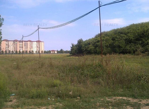 Vanzare Teren Popesti Leordeni, Zona Trend Residence / Confort City - imaginea 1