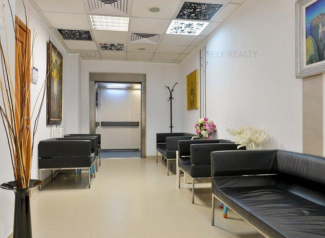 Spatiu birouri zona Herastrau, 248 mp, stradal - imaginea 1