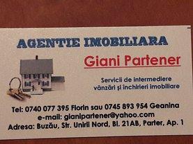 Apartament de vânzare 2 camere, în Buzau, zona Crig
