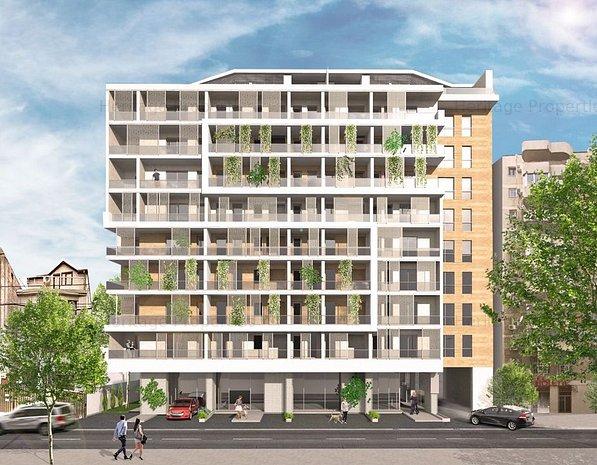 Penthouse Piata Victoriei - Parcul Kiseleff - imaginea 1