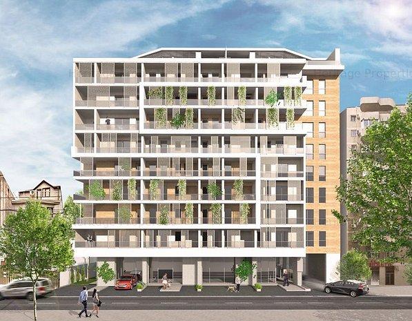 Penthouse Piata Victoriei - Piata Mihalache - Parcul Kiseleff - imaginea 1