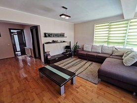 Apartament de închiriat 3 camere, în Sibiu, zona Piaţa Cluj