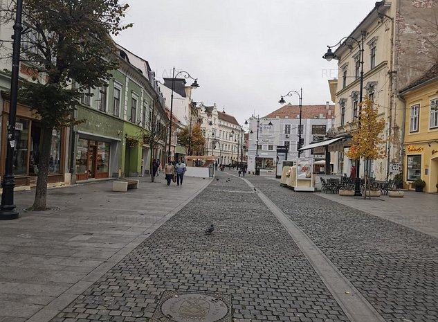 Inchiriez spatii comerciale | stradale | vitrina | Nicolae Balcescu - imaginea 1
