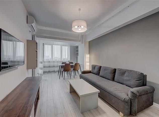Zona Grozavesti- Novum Residence- apartament doua camere de inchiriat - imaginea 1