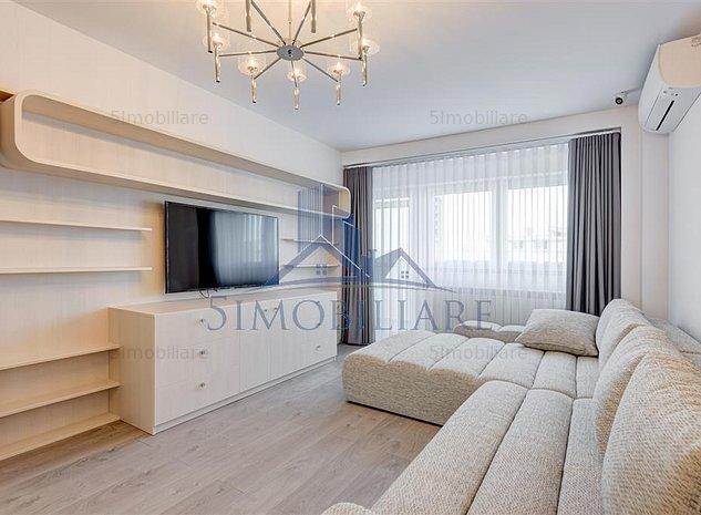 Apartament 4 camere lux de inchiriat - imaginea 1