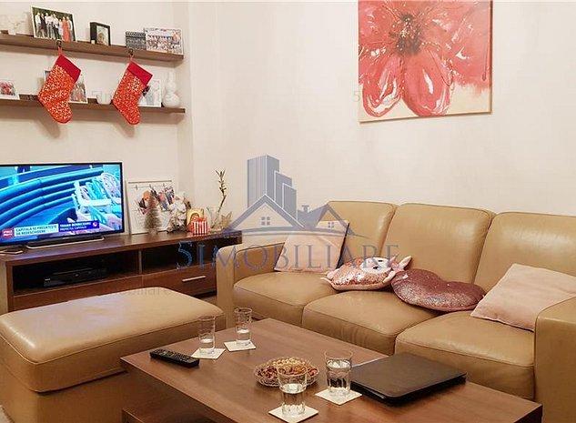 Apartament 3 camere cu terasa de 20 mp - Damaroaia - imaginea 1