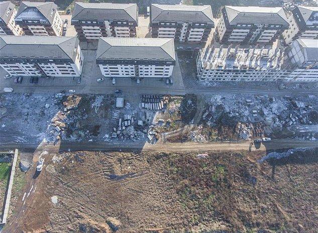 Chiajna-zona strazii Tineretului-teren intravilan de vanzare 1400 mp - imaginea 1