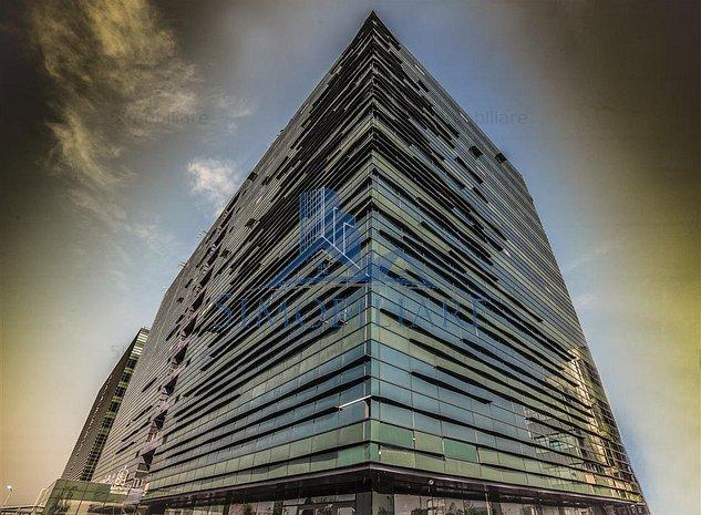 Pipera-Hyperion Towers- spatiu 250 mp de inchiriat - imaginea 1