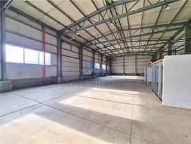 Vânzare spaţiu industrial în Ulmi, Central