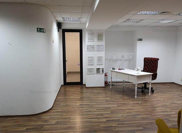 CALEA DOROBANTILOR - Liceu Caragiale etaj 1-80 mp si 120 mp - imaginea 1