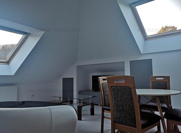 Inchiriez apart. elegant cu 2 camere+parcare zona Mega Image Manastur! - imaginea 1