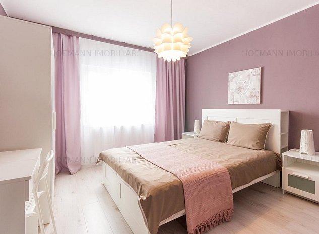 Inchiriez AP 2 dormitoare + living, zona Sigma Zorilor - imaginea 1