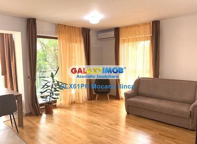 Inchiriere apartament 2 camere, lux, Romana Residence, Ploiesti - imaginea 1