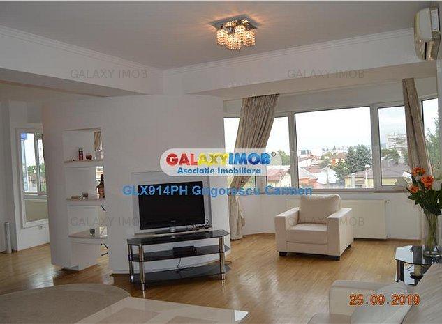 Inchiriere apartament 3 camere Ploiesti zona Ultracentral - imaginea 1