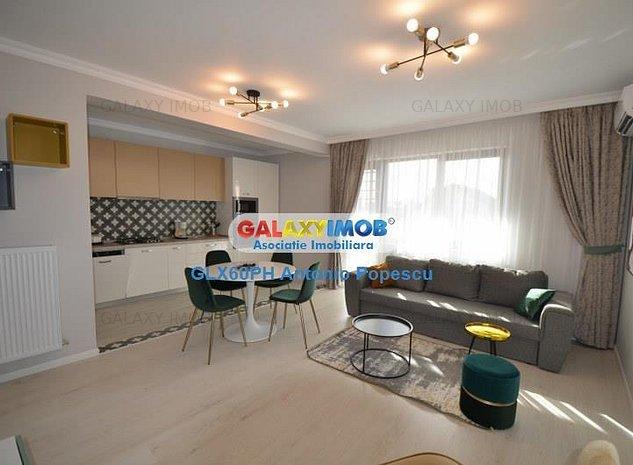Inchiriere apartament 3 camere, de lux, in Ploiesti, zona Albert - imaginea 1