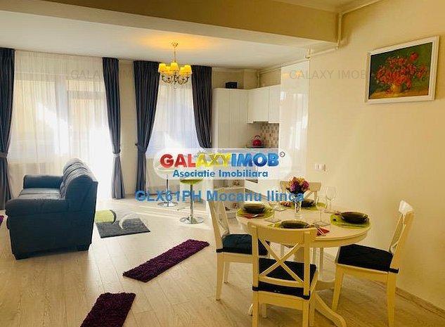 Inchiriere apartament de lux, 3 camere, bloc nou, Albert, Ploiesti - imaginea 1