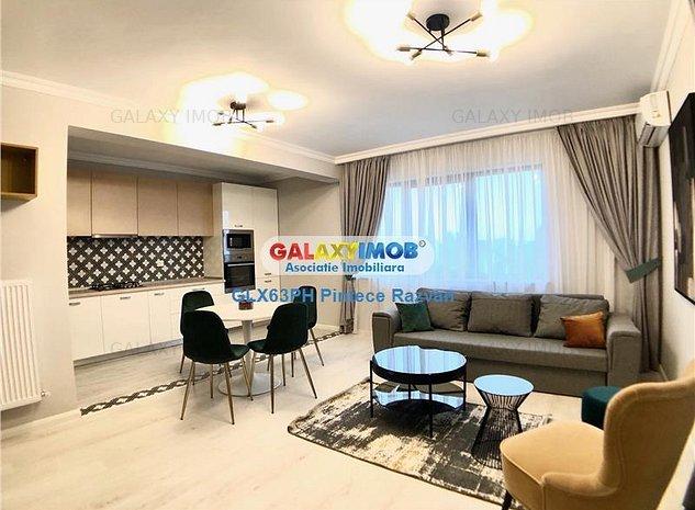 Apartament 3 camere de lux, prima inchiriere, cartier Albert, Ploiesti - imaginea 1